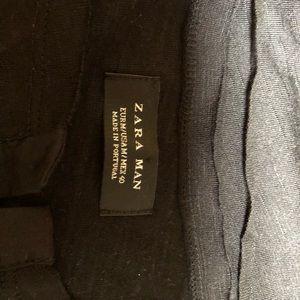Zara Black sexy shirt!